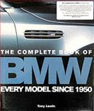 The Complete Book of BMW, Tony Lewin, 0760319510