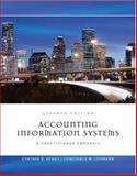 Accounting Information Systems : A Practitioner Emphasis, Heagy, Cynthia D. and Lehmann, Constance M., 1111219516
