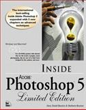 Inside Adobe Photoshop 5, Limited Edition., Bouton, Gary David, 1562059513