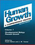 Developmental Biology Vol. 1 : Prenatal Growth, Falkner, F. and Tanner, J. M., 0306419513