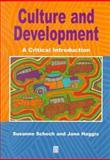 Culture and Development 9780631209515