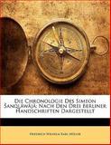 Die Chronologie des Simeon Anqlâwâjâ, Friedrich Wilhelm Karl Müller, 1141749513