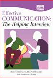 The Helping Interview: Enhancing Therapeutic Communication: Basic Components, Helper Qualities, and Attending Skills (DVD), Auth and Concept Media, 0840019513