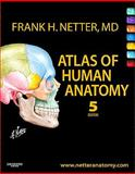 Atlas of Human Anatomy, Netter, Frank H., 1416059512