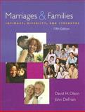 Marriages and Families, David H. Olson and John DeFrain, 0073209511