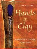 Hands in Clay, Speight, Charlotte and Toki, John, 0072519517