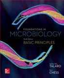 Combo: Foundations in Microbiology, Basic Principles with Connect Plus Access Card, Talaro, Kathleen Park and Chess, Barry, 1259319512