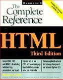 HTML : The Complete Reference, Powell, Thomas A., 0072129514