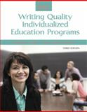 Guide to Writing Quality Individualized Education Programs 3rd Edition