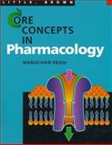 Core Concepts in Pharmacology, Ebadi, Manuchair S., 0316199524