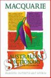 Macquarie Australian Slang Dictionary, Macquarie Dictionary Staff, 1876429526