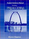 Prealgebra, Van Dyke, James, 0030199522