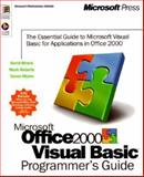 Microsoft Office 2000-Visual Basic : Programmer's Guide, Shank, David A. and Roberts, Mark, 1572319526