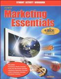 Marketing Essentials, Student Activity Workbook, Farese, Lois Schneider and Kimbrell, Grady, 007824952X