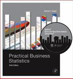 Practical Business Statistics with STATPAD, Siegel, Andrew, 0124159524