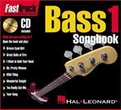 Bass Songbook 1, Hal Leonard Corporation Staff, 0634009524