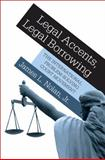 Legal Accents, Legal Borrowing : The International Problem-Solving Court Movement, Nolan, J. L., 0691129525