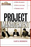 Project Management, Heerkens, Gary R., 0071379525
