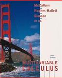 Calculus, Multiva, Hughes-Hallett, Deborah and Flath, Daniel E., 0471409529