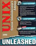 UNIX Unleashed : System Administrator's Edition, Burk, Robin and Horvath, David, 0672309521