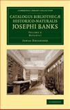 Catalogus Bibliothec' Historico-Naturalis Josephi Banks, Dryander, Jonas, 1108069525