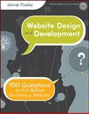 Website Design and Development, George Plumley, 0470889527