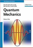 Quantum Mechanics, Cohen-Tannoudji, Claude and Diu, Bernard, 0471569526
