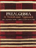 Prealgebra : A Transitional Approach, Beer, Jill Parker and Peake, Dwyn G., 0673999521