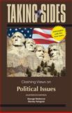 Taking Sides: Clashing Views on Political Issues, Expanded, McKenna, George and Feingold, Stanley, 007813952X