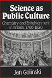 Science as Public Culture 9780521659529