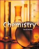 Modern Analytical Chemistry, Harvey, David, 0071169539