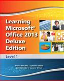 Learning Microsoft Office 2013, Emergent Learning LLC and Weixel, Suzanne, 0133149536