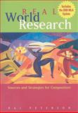 Real World Research (with 2009 MLA Update Card), Peterson, Rai, 0495899534
