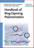 Handbook of Ring-Opening Polymerization, , 3527319530