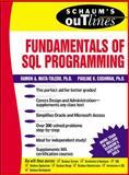 Schaum's Outline of Fundamentals of SQL Programming, Mata-Toledo, Ramon and Cushman, Pauline, 0071359532