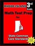 Rhode Island 3rd Grade Math Test Prep, Teachers Treasures, 1482039532