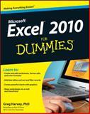 Excel 2010 for Dummies®, Greg Harvey, 0470489537