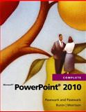 Microsoft Office Powerpoint 2010 Complete, Pasewark and Pasewark Staff and Rachel Biheller Bunin, 1111529531