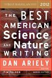 The Best American Science and Nature Writing 2012 9780547799537
