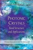 Photonic Crystals: Fabrication, Band Structure and Applications, , 1616689536