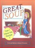 Great Soup, Fred Weissman and Barbara Johnson Weissman, 0898249538