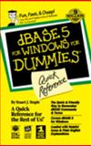 QR/Database 5 for Windows for Dummies, Stuple, Stuart J., 1568849532