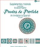 Supplementary Materials t/a Puntos de Partida 5 : An Invitation to Spanish, Foerster, Sharon W., 0070219540