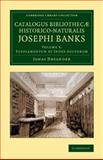 Catalogus Bibliothec' Historico-Naturalis Josephi Banks, Dryander, Jonas, 1108069541