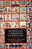 Anthology of American Literature 9780131829541