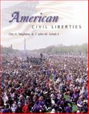 American Civil Liberties 9780534549541