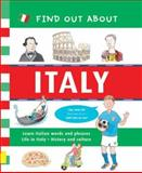 Find Out about Italy, Patricia Borlengi, 0764159542