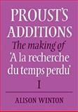 Proust's Additions Set, Winton, Alison, 0521739543