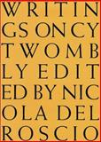 Writings on Cy Twombly, Cy Twombly, 3888149541