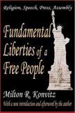 Fundamental Liberties of a Free People 9780765809544